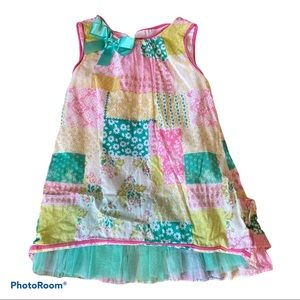 Rare Editions girls sundress